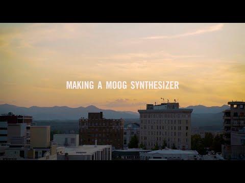 Iconic Moog Model 10 modular synth returns