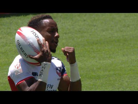 Fastest men in rugby score sensational Sydney tries!