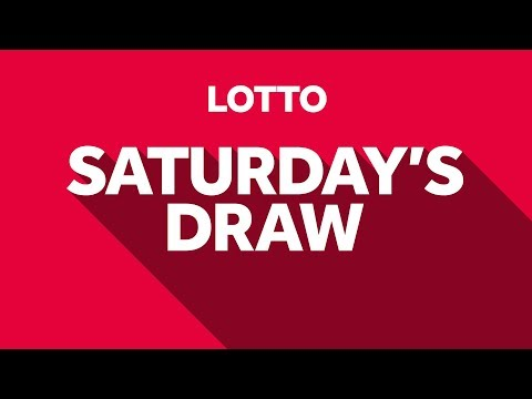 The National Lottery 'Lotto' Draw Results From Saturday 13th June 2020