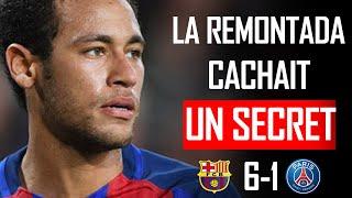 La Remontada, Ce Que Personne N'a Vu  [Barça-PSG]   H5 Motivation