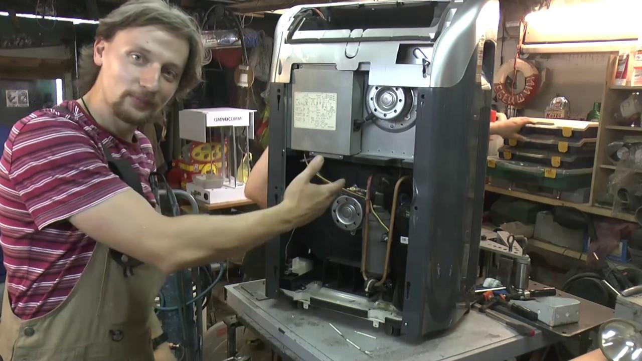 Мобильный кондиционер ремонт своими руками 92