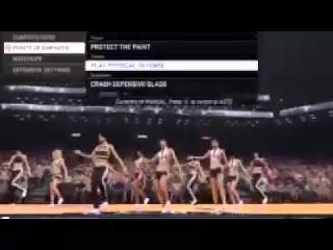 NBA 2K15 Xbox 360 LA Lakers vs 1964 1965 CELTICS Playoffs