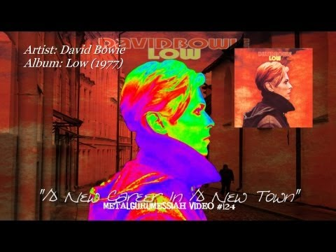 David Bowie - A New Career In A New Town (1977) (Ryko Remaster) [1080p HD]