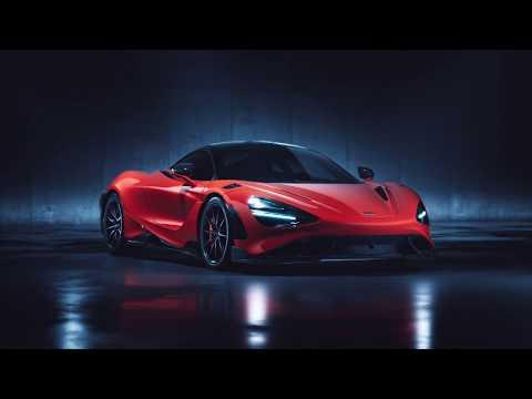 McLaren 765LT. Born from fearless engineering