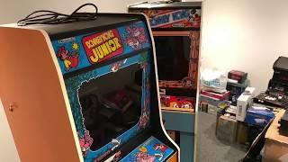 New Retro Game Room & Arcade! Full Strip Out & Rebuild Progress Vid (Part 1) 12/09/17- 03/01/18