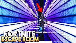 FORTNITE ESCAPE ROOM! - Fortnite Creative (Nederlands)