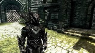 Skyrim - Infinitas Daedric Arrows