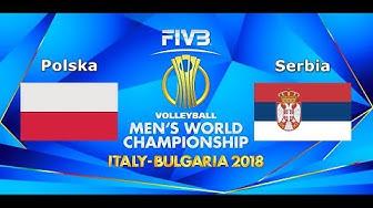 1. Polska - Serbia