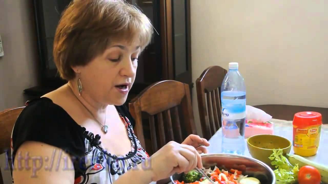 суп для похудения рецепт видео