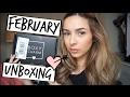 February BoxyCharm Unboxing !