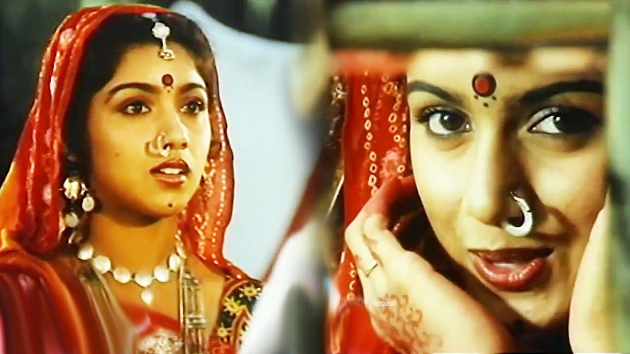 சின்ன சின்ன வண்ணக்குயில்   Chinna Chinna Vanna Kuyil Song   Mouna Ragam Movie Song   S.Janaki