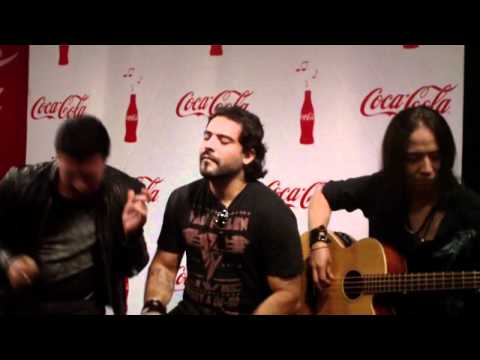 Run Your Mouth by Eve to Adam in the Cincinnati Coca-Cola Lounge