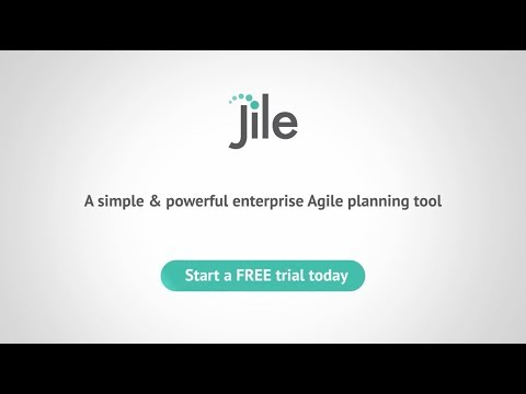 Jile | Enterprise Agile Planning tool + DevOps Tools Integration Hub