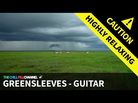Greensleeves - English folksong and HD Video