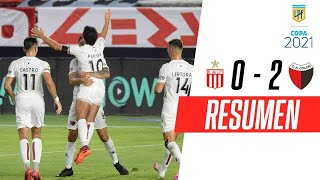 ¡TRIUNFO SABALERO Y SHOW DE GOLAZOS DEL PULGA! | Estudiantes 0-2 Colón | RESUMEN