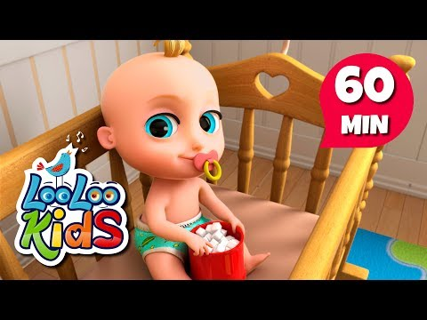 Johny Johny Yes Papa - Wonderful Songs for Children | LooLoo Kids