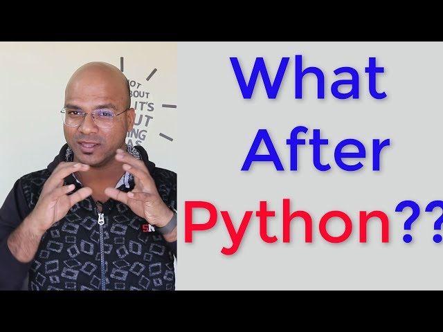 What after Python?
