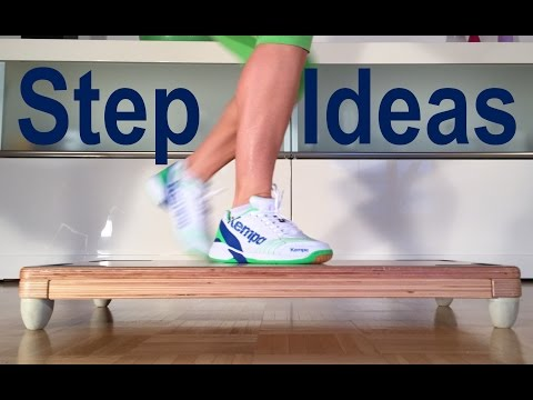 new Step ideas mit Gabi Fastner