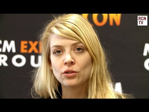 Amber Benson Interview Morganville The Series