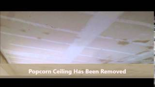 Popcorn Ceiling Removal Daingerfield TX, Popcorn Removal Daingerfield