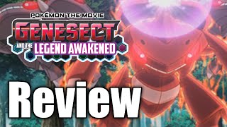 REVIEW: Pokemon - Genesect and the Legend Awakened