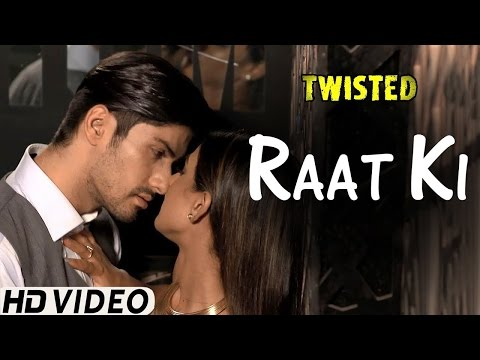 Raat Ki - Video Song (Teaser) | Nia Sharma | Twisted -  A Web Series By Vikram Bhatt