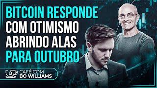 BITCOIN E LATERALIDADES INFINITAS ft Bo Williams | CAFÉ BITCÃO #232