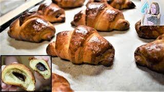 Takéto domáce lístkové cesto ste ešte nerobili! Najjednoduchší recept + čokoládové croissanty