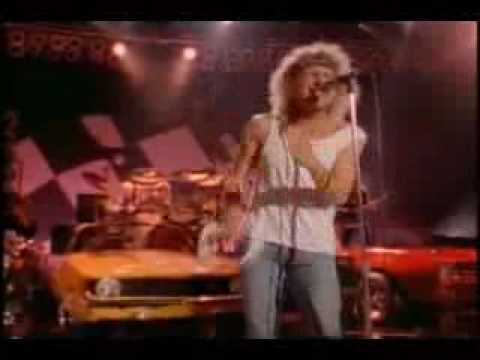 Foreigner-Feels Like The First Time(LIVE)