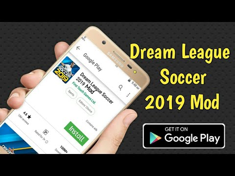 Dream League Soccer 19 Mod Apk (Unlimited Money) | Not On Play Store