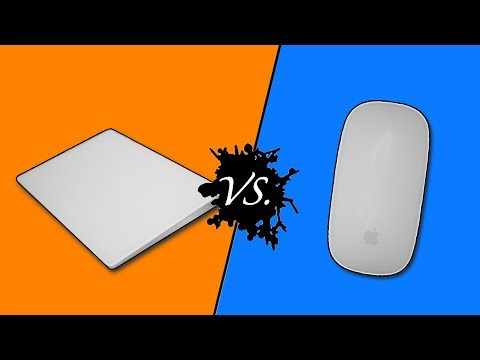 Macht Ein Trackpad Sinn? - Magic Trackpad Vs. Magic Mouse