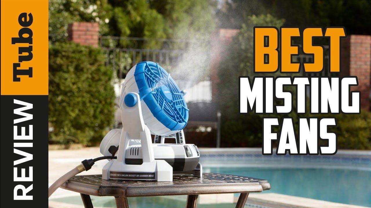misting fan best misting fan 2021 buying guide