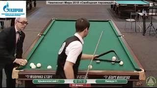 Крыжановский Сергей против Никиты Ливада   Непредсказуемый Итог!