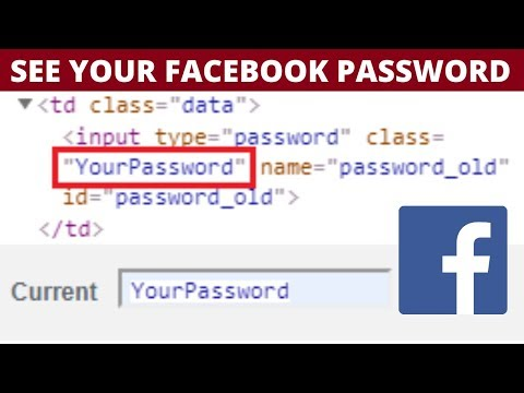 How To See/Find Facebook Password While Logged In || How To Reset Facebook Password