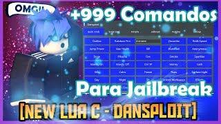✔️ [New + 999 comandi] Dansploit ✔️ | Guida al JAILBREAK ed altro ancora! | Roblox tutorial in spagnolo