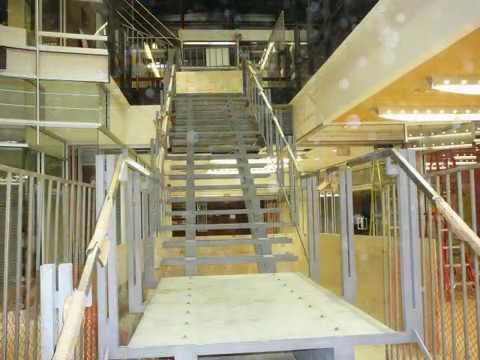 Peinture Escalier Fer Forge Interieure