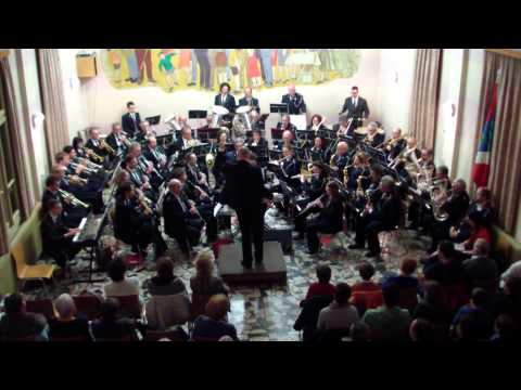 Hershel - Filarmonica Unione San Pietro - Concerto Di Gala 2014