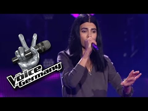 Woodkid - Run Boy Run | Barbara Padron Hernandez | The Voice of Germany 2017 | Blind Audition