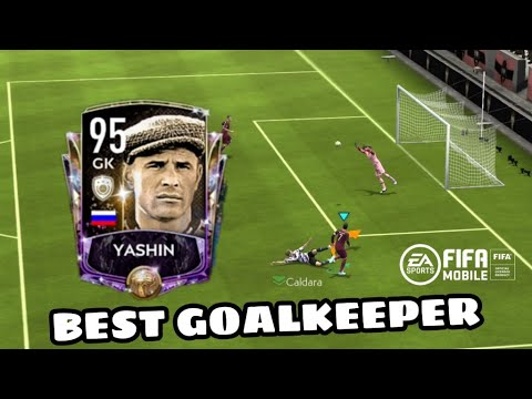 Prime Icon Yashin 95 GK - AMAZING SAVES - Gameplay And Review FIFA Mobile 20 !!