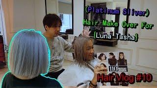 eng-hair-vlog-feat-luna-tasha-platinum-grey-hair-tranform-for-adidas-sleek-lookbook
