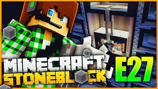 MOD MOB FARM - Minecraft Mod StoneBlock E27