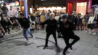 JHKTV]홍대댄스 이너스 hong dae k-pop dance inners 어쩌나