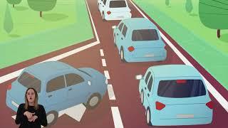 Bezpieczeństwo na drodze, kompilacja filmów edukacyjnych dla młodzieży