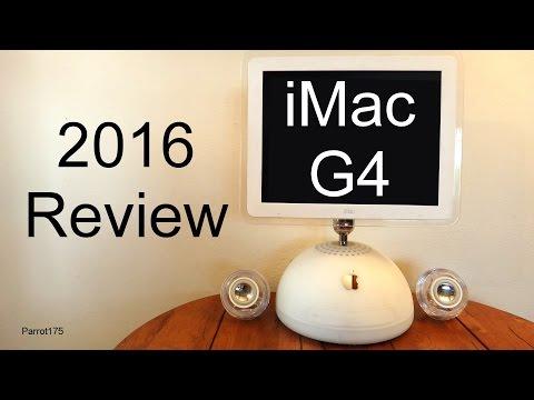 Apple iMac G4 2002 PowerPC (2016 Review)