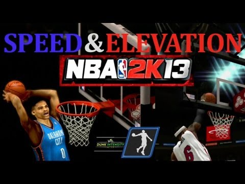 NBA 2K13 Mix - Speed & Elevation