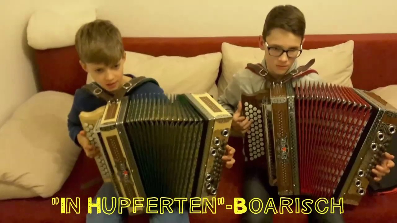 In hupferten boarisch von franz kofler youtube for Franz kofler