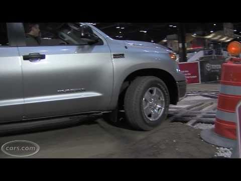 Chicago Auto Show Attractions