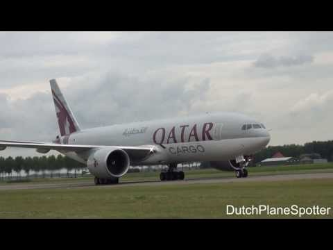 400 Subscribers Special: Cargo Planes At Amsterdam Airport Schiphol (DutchPlaneSpotter)