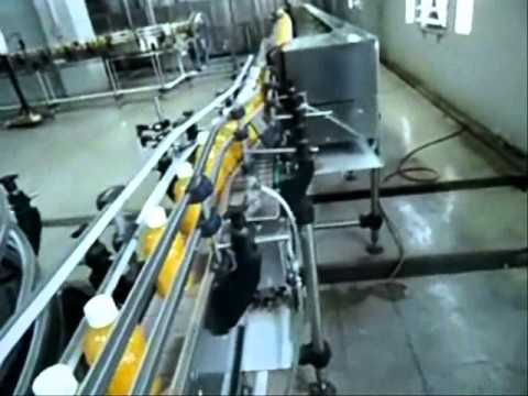 JUICE FILLING LINE FULLY AUTOMATIC, JUICE PLANT