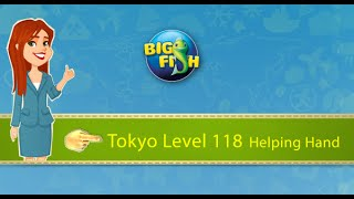 How to Beat Tokyo Level 118 (Helping Hand) in Gummy Drop!